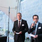 Offizieller Festakt zur RAL Gebäude-Eröffnung